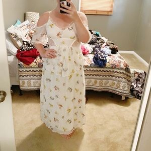 Free people dress new with tags still on!